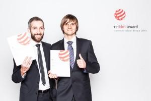 Red Dot Auszeichnung 2015